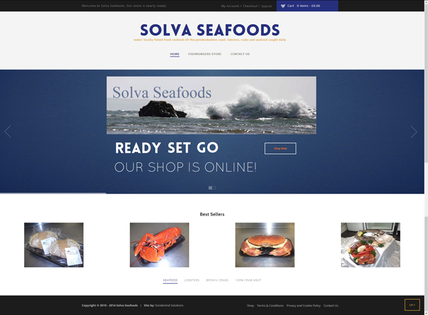 fresh seafoods online